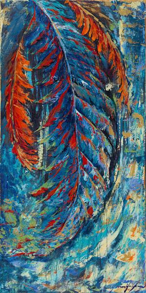 """Heavens War Feathers"" Art | glimpsesofglory"
