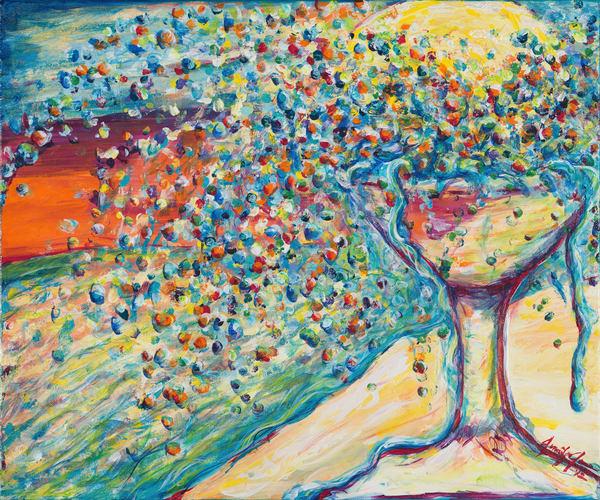 """First Communion:First Breakfast"" Art | glimpsesofglory"