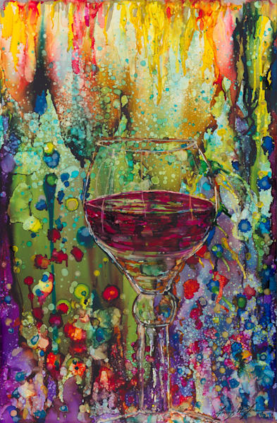 New Wine Art | glimpsesofglory