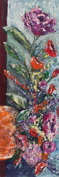 Nana's Peonies Ii Art | glimpsesofglory