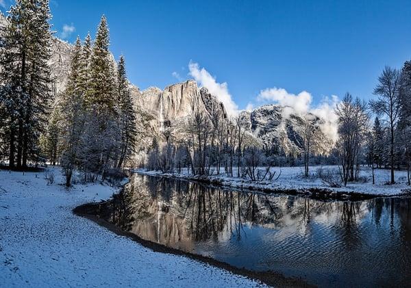 A Reflection On Winter Photography Art   Cerca Trova Photography