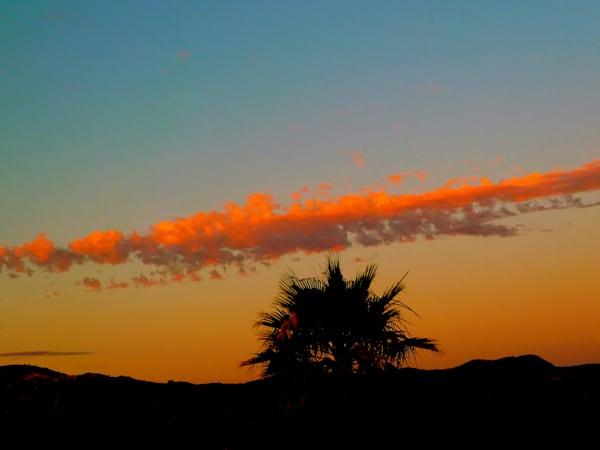 orangejuice, sunset, canyon, blue, orange, brilliantcolor, photographicprints, jackierobbinsstudio, buyartonline