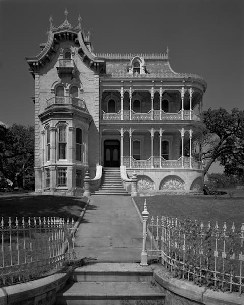 John Bremond House, 1886, Austin, Texas Photography Art | Rick Gardner Photography