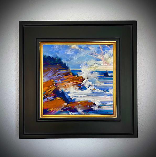 Coastal Waves Art | Michael Mckee Gallery Inc.