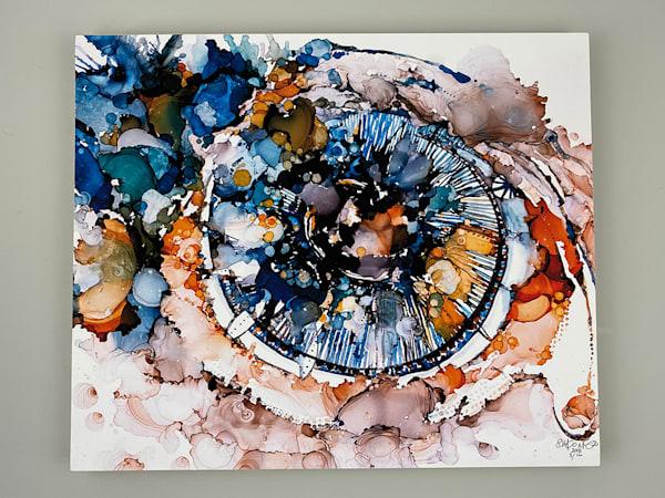 Jewel Mirror, Signed & Numbered Art | Suiko Art