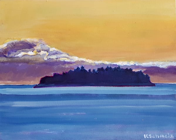 Island In The Sea Art | kathleenschmalzartist