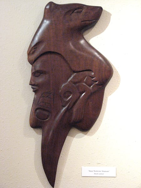 Bear Medicine Shaman Art | treshamgregg - spiritart