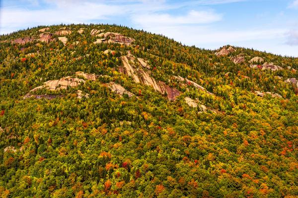 Pitchoff Hiking Trail Aerial V2 Photography Art | Kurt Gardner Photogarphy Gallery