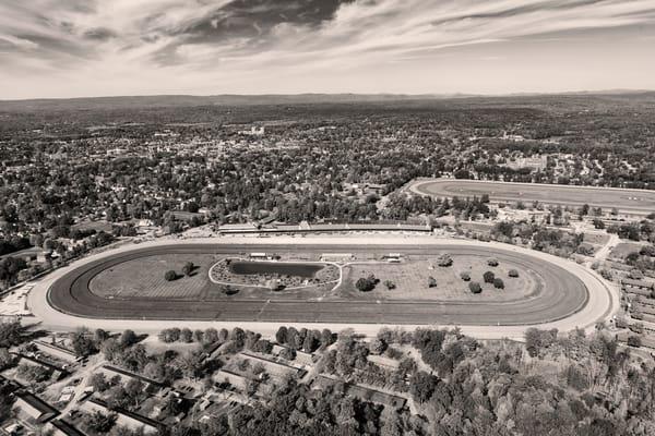 Saratoga Aerial Bw Photography Art   Kurt Gardner Photogarphy Gallery