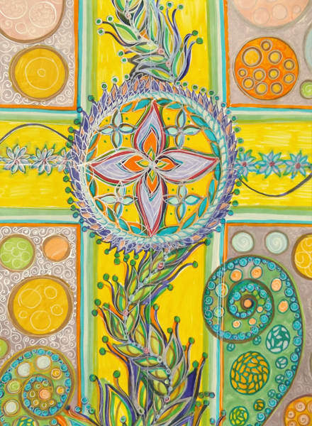 Spring's Renewal Art   Cynthia Christensen Art