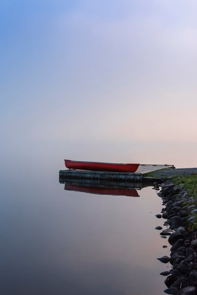 Red Canoe Photography Art | Kurt Gardner Photogarphy Gallery