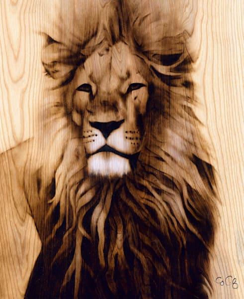 Lion Art | GeorgeCharriezArt