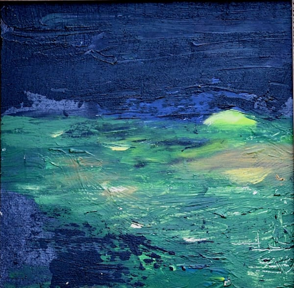 Green Flash Art   All Together Art, Inc Jane Runyeon Works of Art