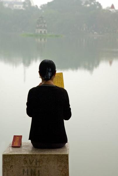 Hanoi Prayers Photography Art | Felice Willat Photography