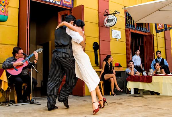 La Boca Tango Photography Art | Felice Willat Photography
