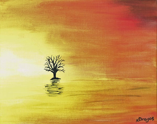 Lone Tree Artwork