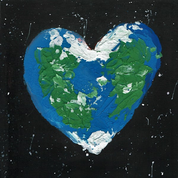 Earth Needs Love Artwork