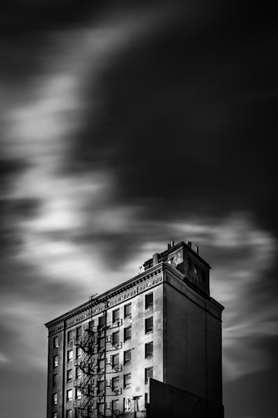 A Ghost Is Born In Aurora Il Photography Art | Rinenbach Photography