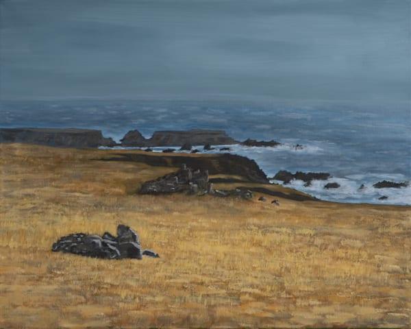 Sea Ranch-Landscape Painting