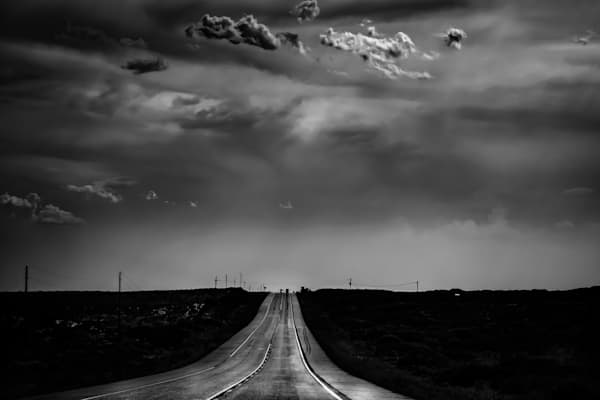 A Platinum Hwy, Somewhere In The American Southwest. Photography Art | Rinenbach Photography