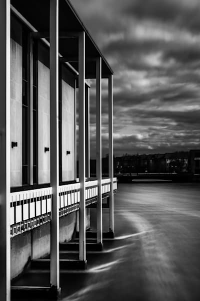 60 Seconds At The Bank Photography Art | Rinenbach Photography