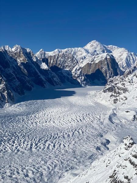 Ruth Glacier And Denali Photography Art | Visionary Adventures, LLC