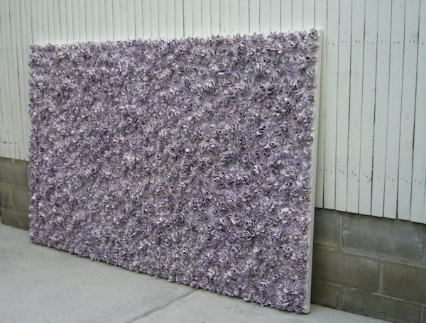 Garden Bonanza   Fc Lavender Art | Lauren Naomi Fine Art