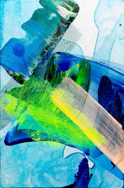 Slow Motion Summer Art | Makiko Harris Art