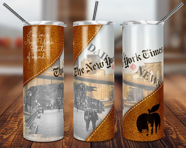 New York State of Mind Tumbler