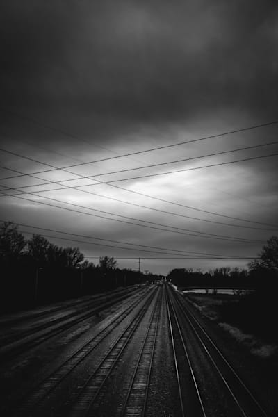 Linear Chaos.  West Chicago, Il Photography Art | Rinenbach Photography