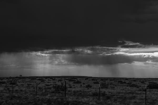 Wet And Dry On The Plains V2 Photography Art   Rinenbach Photography