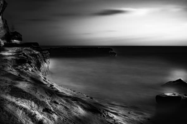 120 Seconds Of Surf In Sd Ca Photography Art   Rinenbach Photography