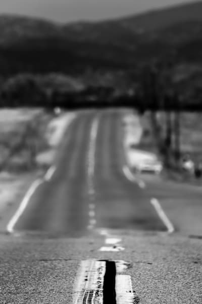Focus On The Road Photography Art | Rinenbach Photography