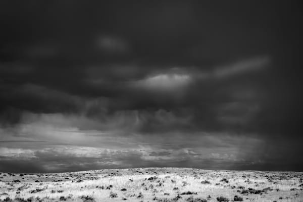 Cumulo Chaos On The Plains Photography Art | Rinenbach Photography