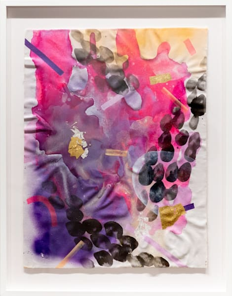 Lunar Dive Bar (Framed) Art | Makiko Harris Art