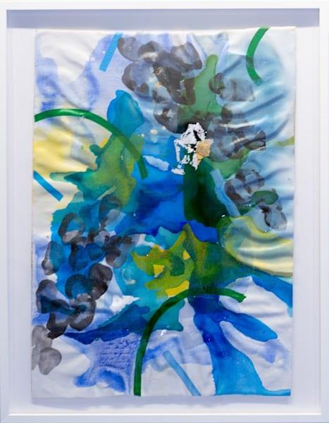 Rain Nap (Framed) Art | Makiko Harris Art