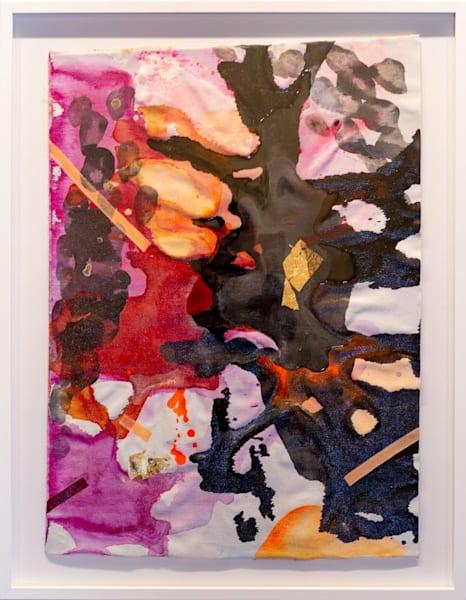 Crystal Futures (Framed) Art | Makiko Harris Art