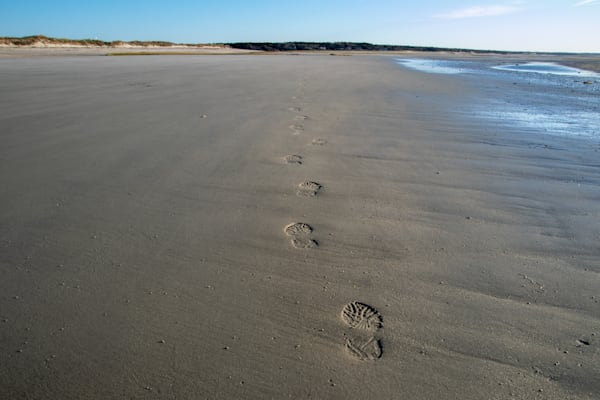 Footprints Photography Art | The Colors of Chatham