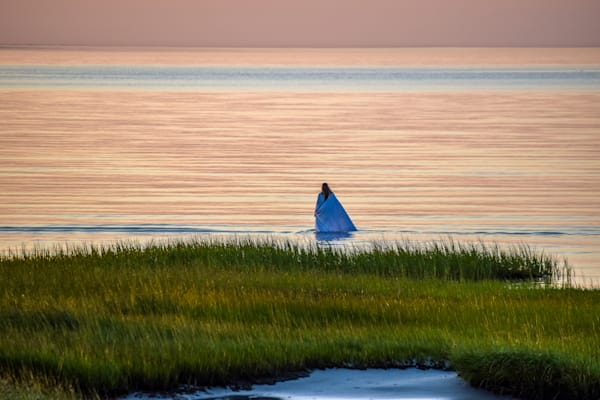 Sunset Goddess Photography Art | The Colors of Chatham