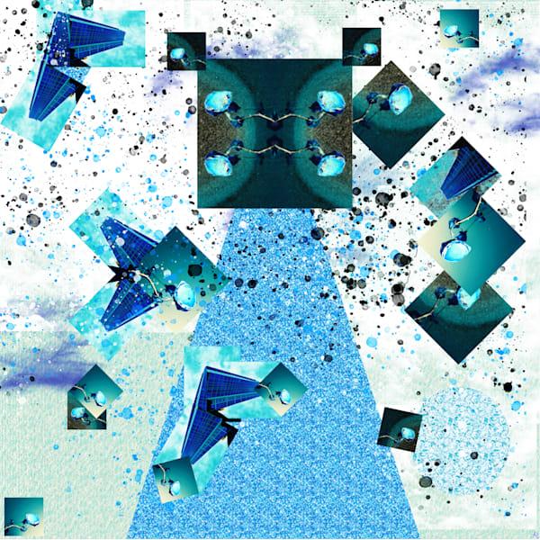 Robot Dogs Fly Art | Alena Dawn Art & Design