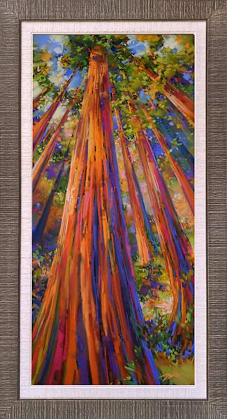 Redwoods Up! Art | Michael Mckee Gallery Inc.