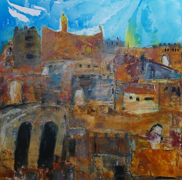 Fez Art | Carmen Gambrill Art