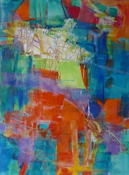 Door To The Big Easy Art | Carmen Gambrill Art