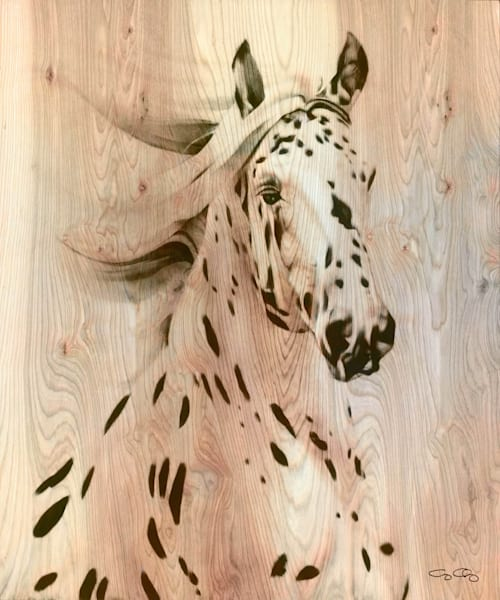 Appaloosa Art | GeorgeCharriezArt