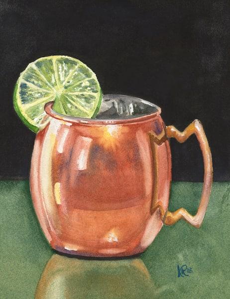Make Me A Mule  Art   Katherine Rodgers Fine Art
