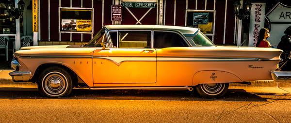 Edsel's Lemon Photography Art | Harry John Kerker Photo Artist