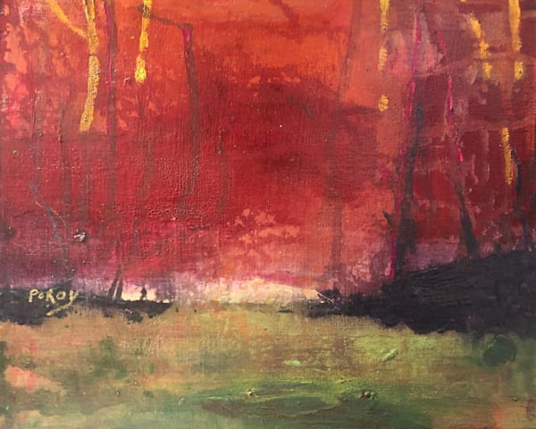 It  Was A Dark And Stormy Night Art | PoroyArt