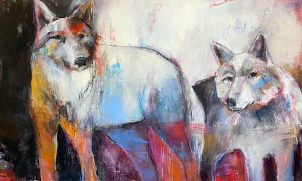 Trust Your Instincts Art | Jen Singh Creatively