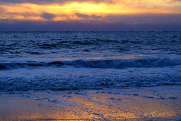 Reflections In The Sand Photography Art   Silver Sun Photography