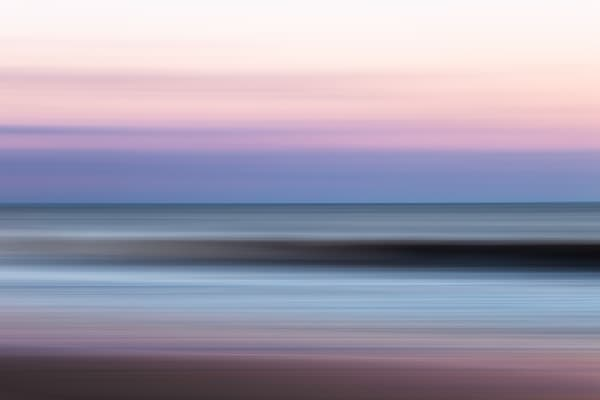 Pastel Wave Photography Art | Silver Sun Photography